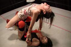 Wrestle Beauty Stars X Ⅲ Gallery | pink cafe au lait