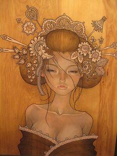 Audrey Kawasaki   Flickr - Photo Sharing!