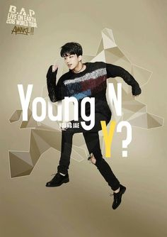 """Youngjae B.A.P LIVE ON EARTH 2016 WORLD TOUR """"Young N Y?"""""""