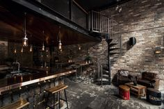 Donny's Bar in Sydney, Australia, designed by Luchetti Krelle 6