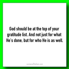 #woth #christianwomen #christian #motivation Christian Motivation, Christian Women, Gratitude, Thankful, God, Math, Dios, Grateful Heart, Math Resources