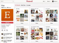 How Brands Are Using Pinterest - And What They Can Do Better via readwriteweb.com on 2/21/12