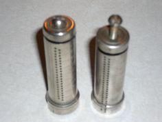 Dime Cylinder Banks