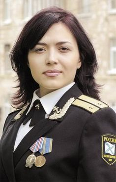 Female Soldiers Russia