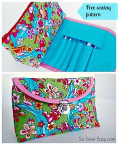 The Full Cosmetic Bag - WonderfulDIY.com