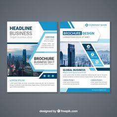 Explore more than ready to use brochure design templates for pamphlets, proposals, reports, and manuals in a variety of styles. Design Plano, Ad Design, Layout Design, Prospectus, Desktop Design, Graphic Design Brochure, Leaflet Design, Creative Brochure, Business Brochure