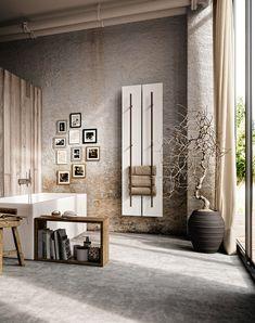 Scaldasalviette a pannello a parete TESO COLOUR - ANTRAX IT radiators & fireplaces