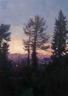 Farewell #skymarch & hello #buildapril in the distance. My back garden at sunset. 31/3/14 pic.twitter.com/QUMB7wS3rn