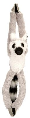 Hanging Ringtail Lemur (14-inch) at theBIGzoo.com, a family-owned gift shop with 12,000+ animal-themed items.