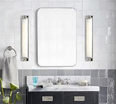 36 best master bath mirrors and medicine cabinet images bath rh pinterest com