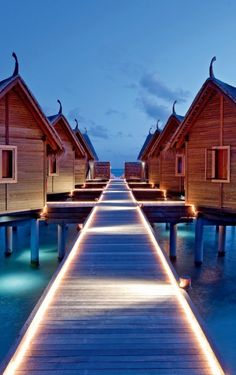 Indulge in a treatment at the over-water wellness retreat, Spa de Constance. Maldives