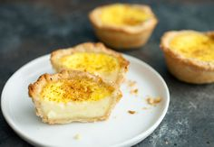 Egg Custard Tarts: I tried my hand at a classic Egg Custard Tart using Paul Hollywood's Recipe. The results were mostly successful and definitely delicious!