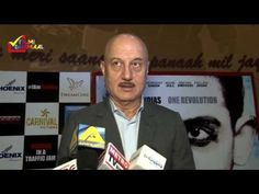 """Buddha in a Traffic Jam"" - Anupam Kher, Arunoday Singh at the premiere ..."