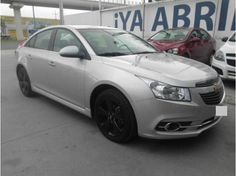 CHEVROLET CRUZE LTZ TURBO DEMO 2014 GRIS PLATINO