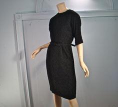Wiggle Dress 1960s