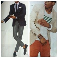 Elegant and classy casual