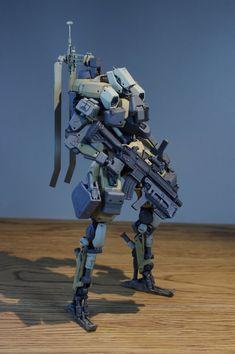 閻トラ(@Y_luobo)さん | Twitter Mecha Suit, Armored Core, Arte Robot, Lego Ship, Gundam Custom Build, Cool Robots, Lego Mecha, Robot Concept Art, Gundam Art