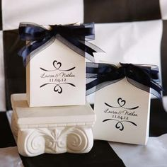 Wedding Favor Bags & Boxes | Works On Paper, Austin Texas