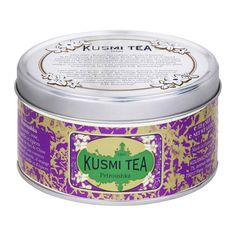 PETRUSHKA \ BLEND OF BLACK TEAS FLAVORED WITH ALMOND, ROSE, VANILLA AND SPICES