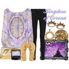 """Kingdom of Corona"" by amarie104 on Polyvore"