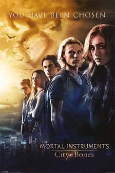 Poster The Mortal Instruments.