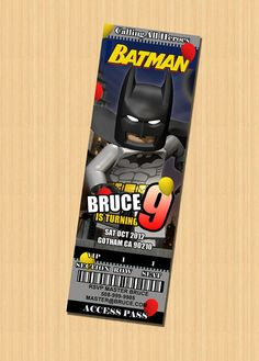 Budget Gifts Batman Party Pack per 8 Ospiti