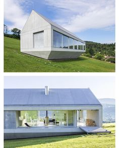 """154 Likes, 3 Comments - Prefab & Small Homes (@prefabnsmallhomes) on Instagram: """"Konieczny's Ark, #Poland by KWK Promes 