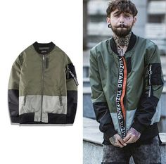 Arthur Slim Bomber Jacket