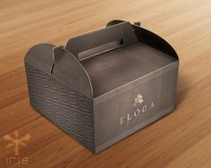 take away box for a restaurant
