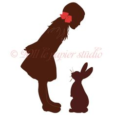 New Silhouette Illustration | Le Papier BlogLe Papier Blog