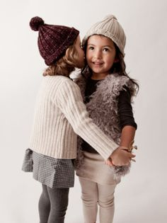 Cute photoshoot idea for my girls! But they are only friendly to one another when they think noone is watching...might be hard to get a pic:)