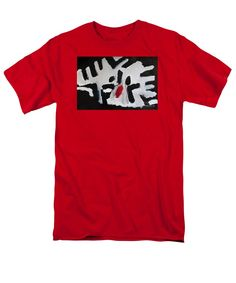 Patrick Francis Red T-Shirt featuring the painting White Tiger 2014 by Patrick Francis Designer Totes, Tote Bags, Red, Mens Tops, T Shirt, Painting, Shopping, Fashion, Supreme T Shirt