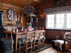 Image result for norwegian cabin interior design