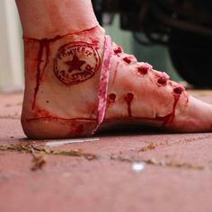 Gory Special Effects Makeup | 2016