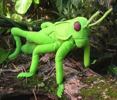 "Grasshopper 20"" Glove Puppet"