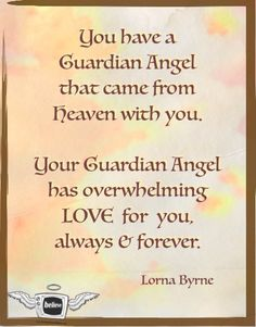 "A GIFT for YOU! CLICK 2x on the PIN  to HEAR Irish Mystic Lorna Byrne, author of the international bestseller ""Angels in My Hair"" explain how to improve your communication with your Guardian Angel. 2 min. 9 sec. (Second segment ) Audio from HOW TO CONNECT WITH ANGELS podcast with Sheri Myers"