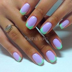 take a look at The Top 30 Trending Nail Art Designs Of All Season. take a look at The Top 30 Trending Nail Art Designs Of All Season. Fancy Nails, Trendy Nails, Purple Toe Nails, Purple Nail Art, Purple Makeup, Green Nails, Glam Makeup, Gorgeous Nails, Fabulous Nails
