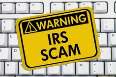 Is your tax refund safe? IRS scam warning sign
