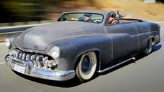 Rat Rod Custom 1950 Mercury Rescue! - Roadkill Episode 21