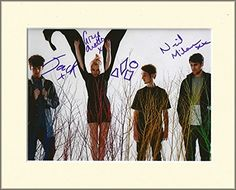 CLEAN BANDIT SIGNED AUTOGRAPH PHOTO CLEAN BANDIT RATHER BE SIGNED AUTOGRAPH PHOTO PRINT IN MOUNT Colour 8 x 6 inch glossy signed photograph in a 10 x 8 inch mount and Backing board, Ready For Framing - (can be supplied without mount, request at point of sale)of Clean (Barcode EAN = 5060339064482) http://www.comparestoreprices.co.uk/december-2016-5/clean-bandit-signed-autograph-photo-clean-bandit-rather-be-signed-autograph-photo-print-in-mount.asp