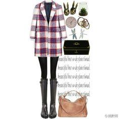 格子格子 Polyvore, Outfits, Image, Fashion, Clothes, Moda, Suits, Fasion, Outfit
