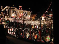 111 Best Christmas House Lights Images In 2017 Christmas