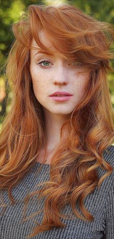 Hair red freckles green eyes 53 New Ideas - Hairstyles For All Beautiful Red Hair, Beautiful Redhead, Natural Redhead, Beautiful Women, Red Freckles, Redheads Freckles, Red Heads Women, Ginger Girls, Hottest Redheads