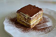 pravé italské tiramisu Tiramisu, Cookies, Cake, Ethnic Recipes, Crack Crackers, Biscuits, Kuchen, Cookie Recipes, Tiramisu Cake
