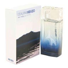 L'eau Par Kenzo Eau Indigo Cologne by Kenzo, 1.7 oz Eau De Toilette Concentree Spray for Men - from my #perfumery
