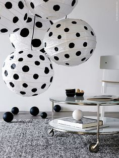 © Nina Broberg for Ikea's Livet hemma    love dots