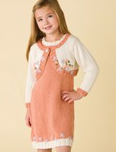 Dress and Shrug pattern