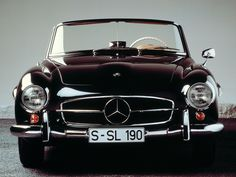 Mercedes-Benz 190 SL (R121) '1955–63