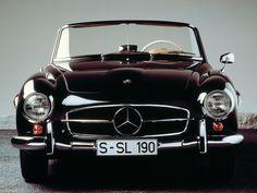 Mercedes-Benz 190 SL (R121) '1955–63