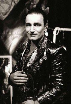 Mr. Macphisto. Whatever, Bono.